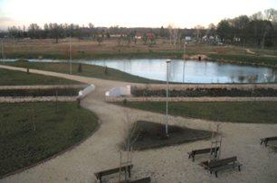 Memorial park - Devecser