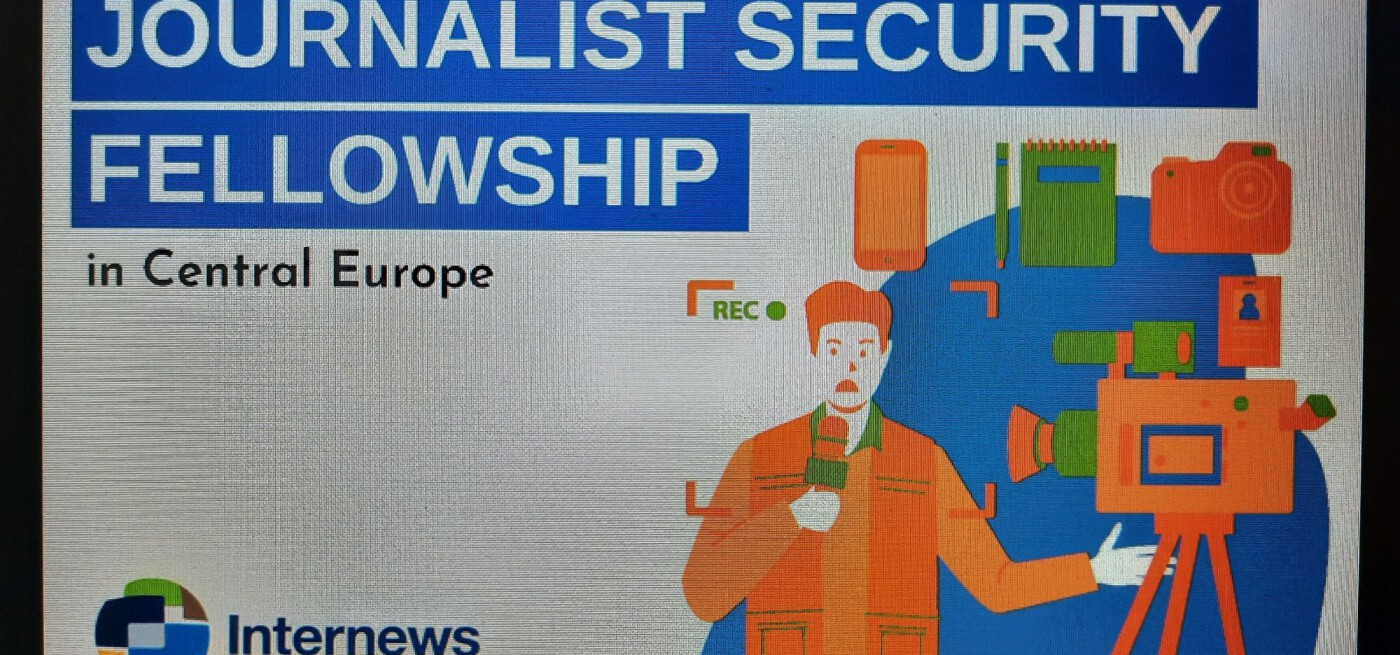 Internews Security Fellowship