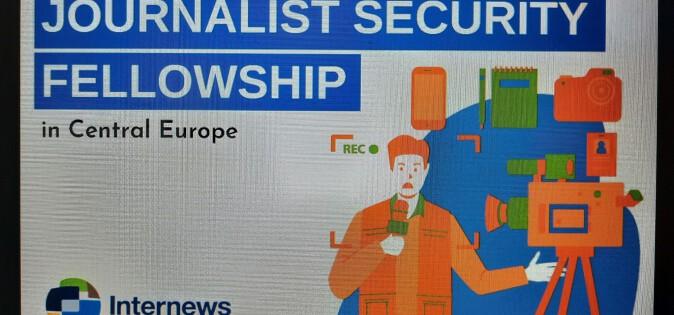 Internews Security Fellowship